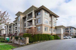 "Main Photo: 413 12238 224 Street in Maple Ridge: East Central Condo for sale in ""URBANO"" : MLS®# R2421784"