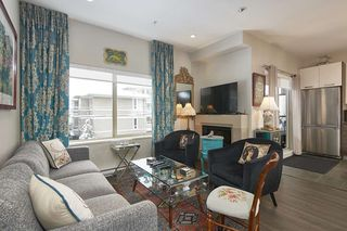 "Photo 2: 206 1273 MARINE Drive in North Vancouver: Norgate Condo for sale in ""THE IVY"" : MLS®# R2428127"