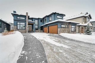 Main Photo: 3543 WATSON Point in Edmonton: Zone 56 House for sale : MLS®# E4184887