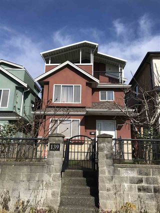 Photo 1: 139 E 62 Avenue in Vancouver: South Vancouver House for sale (Vancouver East)  : MLS®# R2442010