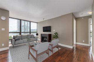 """Photo 5: 1105 2959 GLEN Drive in Coquitlam: North Coquitlam Condo for sale in """"THE PARC"""" : MLS®# R2454083"""