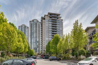 """Photo 1: 1105 2959 GLEN Drive in Coquitlam: North Coquitlam Condo for sale in """"THE PARC"""" : MLS®# R2454083"""
