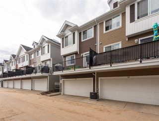 Photo 27: 38 903 CRYSTALLINA NERA Way in Edmonton: Zone 28 Townhouse for sale : MLS®# E4198178