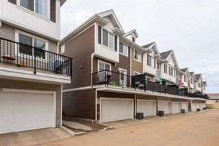 Photo 28: 38 903 CRYSTALLINA NERA Way in Edmonton: Zone 28 Townhouse for sale : MLS®# E4198178