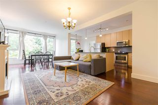 "Main Photo: 210 6268 EAGLES Drive in Vancouver: University VW Condo for sale in ""Clement's Green"" (Vancouver West)  : MLS®# R2465220"