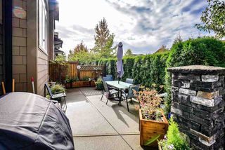 "Photo 30: 5 22865 TELOSKY Avenue in Maple Ridge: East Central Townhouse for sale in ""WINDSONG"" : MLS®# R2508996"