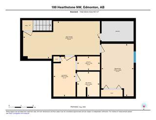 Photo 45: 100 HEARTHSTONE in Edmonton: Zone 14 Townhouse for sale : MLS®# E4218944