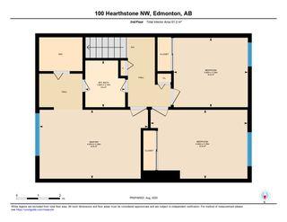 Photo 44: 100 HEARTHSTONE in Edmonton: Zone 14 Townhouse for sale : MLS®# E4218944