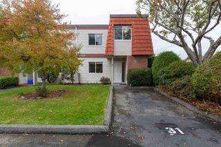 Photo 1: 31 10720 SPRINGMONT Drive in Richmond: Steveston North Townhouse for sale : MLS®# R2512473
