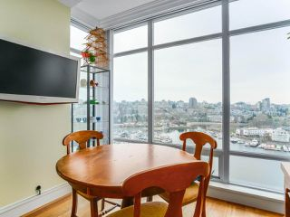 "Photo 14: 1801 1515 HOMER Mews in Vancouver: Yaletown Condo for sale in ""KINGS LANDING"" (Vancouver West)  : MLS®# R2521123"
