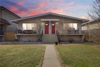 Photo 1: 2117 + 2119 4 AV NW in Calgary: West Hillhurst House for sale : MLS®# C4238056