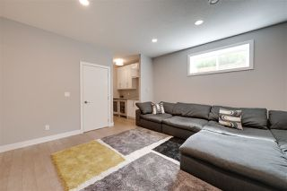 Photo 34: 7208 May Road in Edmonton: Zone 14 House Half Duplex for sale : MLS®# E4206176