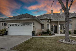 Main Photo: 23 577 BUTTERWORTH Way in Edmonton: Zone 14 House Half Duplex for sale : MLS®# E4218529
