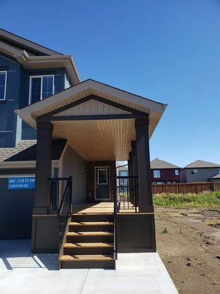 Photo 2: 807 176 Street in Edmonton: Zone 56 House for sale : MLS®# E4218613