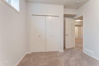 Photo 40: 807 176 Street in Edmonton: Zone 56 House for sale : MLS®# E4218613