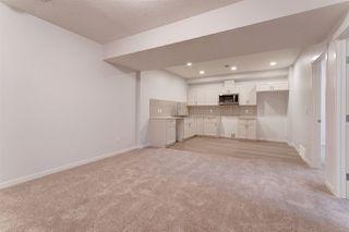 Photo 36: 807 176 Street in Edmonton: Zone 56 House for sale : MLS®# E4218613