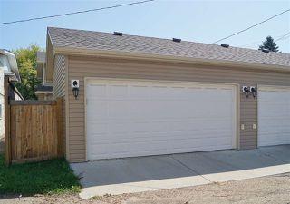 Photo 30: 11144 129 Street in Edmonton: Zone 07 House Half Duplex for sale : MLS®# E4175086