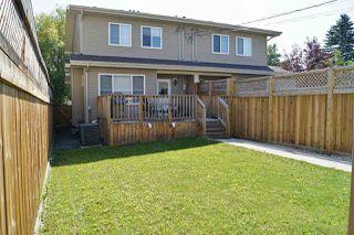 Photo 29: 11144 129 Street in Edmonton: Zone 07 House Half Duplex for sale : MLS®# E4175086