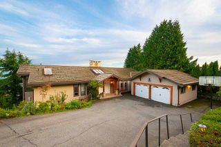 Main Photo: 1521 CHARTWELL Drive in West Vancouver: Chartwell House for sale : MLS®# R2420958