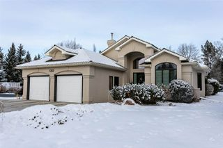 Photo 1: 89 BRISTOL Way: Rural Sturgeon County House for sale : MLS®# E4181758