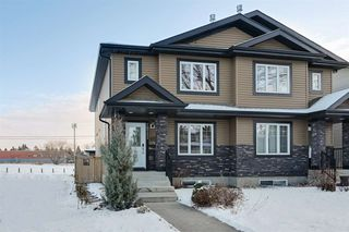 Photo 1: 10721 122 Street in Edmonton: Zone 07 House Half Duplex for sale : MLS®# E4184478
