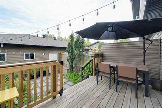 Photo 28: 10721 122 Street in Edmonton: Zone 07 House Half Duplex for sale : MLS®# E4184478