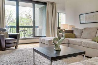 Photo 6: 402 9921 104 Street in Edmonton: Zone 12 Condo for sale : MLS®# E4186745