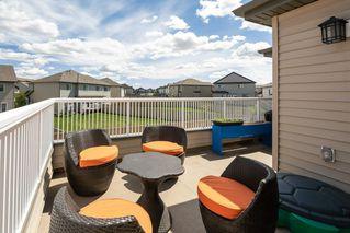 Photo 36: 311 WATT Boulevard in Edmonton: Zone 53 House Half Duplex for sale : MLS®# E4201536