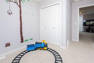 Photo 24: 311 WATT Boulevard in Edmonton: Zone 53 House Half Duplex for sale : MLS®# E4201536