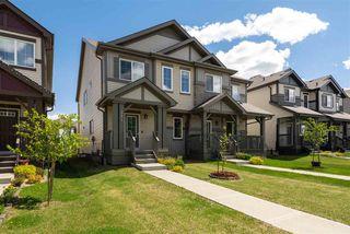 Photo 2: 311 WATT Boulevard in Edmonton: Zone 53 House Half Duplex for sale : MLS®# E4201536