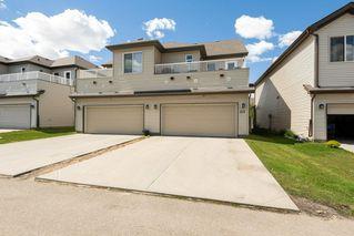 Photo 43: 311 WATT Boulevard in Edmonton: Zone 53 House Half Duplex for sale : MLS®# E4201536