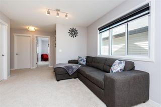 Photo 19: 311 WATT Boulevard in Edmonton: Zone 53 House Half Duplex for sale : MLS®# E4201536