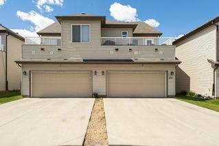 Photo 44: 311 WATT Boulevard in Edmonton: Zone 53 House Half Duplex for sale : MLS®# E4201536