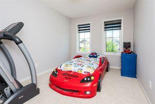 Photo 25: 311 WATT Boulevard in Edmonton: Zone 53 House Half Duplex for sale : MLS®# E4201536