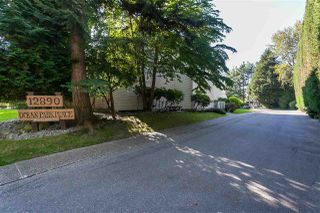 "Main Photo: 118 12890 17 Avenue in Surrey: Crescent Bch Ocean Pk. Condo for sale in ""Ocean Park Place"" (South Surrey White Rock)  : MLS®# R2488938"