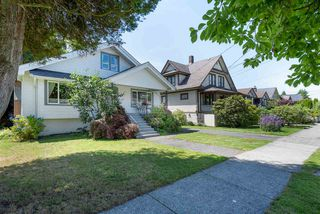 Photo 1: 514 FOURTH Street in New Westminster: Queens Park House for sale : MLS®# R2496708