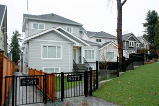 Main Photo: 8377 VICTORIA Drive in Vancouver: South Marine House for sale (Vancouver East)  : MLS®# R2523331