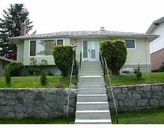 Photo 1: 4136 DOMINION ST in Burnaby: Central BN House for sale (Burnaby North)  : MLS®# V584510