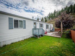 Photo 18: 139 1555 HOWE ROAD in Kamloops: Aberdeen Manufactured Home/Prefab for sale : MLS®# 153543