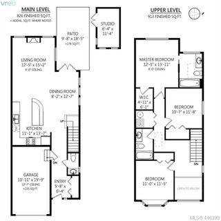 Photo 32: 2520 Cedar Hill Rd in VICTORIA: Vi Oaklands Half Duplex for sale (Victoria)  : MLS®# 825982