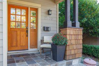 Photo 3: 2520 Cedar Hill Rd in VICTORIA: Vi Oaklands Half Duplex for sale (Victoria)  : MLS®# 825982