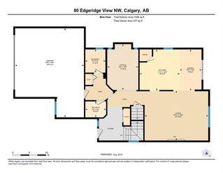 Photo 36: 80 EDGERIDGE View NW in Calgary: Edgemont Detached for sale : MLS®# C4293479