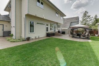 Photo 46: 51 PARKWOOD Drive: St. Albert House for sale : MLS®# E4198289