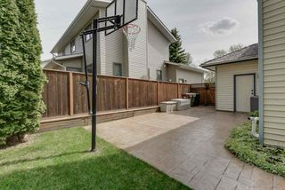 Photo 48: 51 PARKWOOD Drive: St. Albert House for sale : MLS®# E4198289