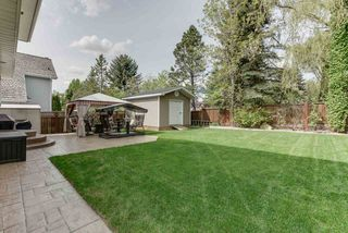 Photo 45: 51 PARKWOOD Drive: St. Albert House for sale : MLS®# E4198289