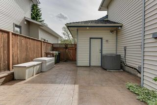 Photo 50: 51 PARKWOOD Drive: St. Albert House for sale : MLS®# E4198289