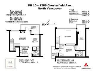 "Photo 38: PH10 1288 CHESTERFIELD Avenue in North Vancouver: Central Lonsdale Condo for sale in ""Alina"" : MLS®# R2479203"