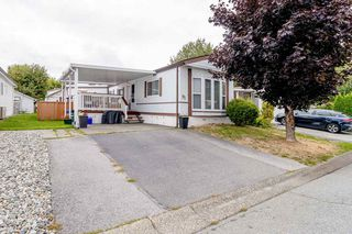 Main Photo: 91 145 KING EDWARD Street in Coquitlam: Central Coquitlam Manufactured Home for sale : MLS®# R2495926