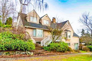 Main Photo: 3122 COURTENAY Street in Vancouver: Point Grey House for sale (Vancouver West)  : MLS®# R2499822