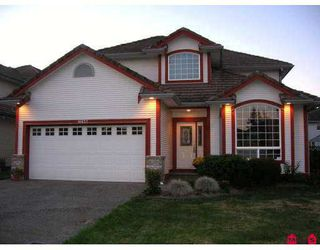 "Photo 1: 16837 61ST AV in Surrey: Cloverdale BC House for sale in ""PARKVIEW TERRACE"" (Cloverdale)  : MLS®# F2618665"